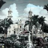 LA IGLESIA CIRCA 1945