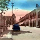 AVENIDA A alrededor de 1945