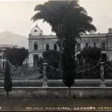PALACIO MUNICIPAL alrededor de 1930