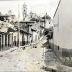 CALLEJON DE JESUS TE AMPARE Circa 1930-1950