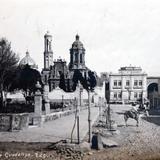 EL TEMPLO Circa 1930-1950