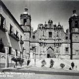 PENITENCIARIA ,STO DOMINGO Y LA BUFA Circa 1930-1950