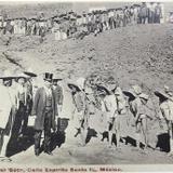 TIPOS MEXICANOS MINEROS  Circa 1900-1920