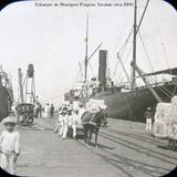Enbarque de Henequen Progreso Yucatan circa 1900 - Progreso, Yucatán