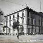 CARCEL DE BELEN   circa 1900-1920 - Ciudad de México, Distrito Federal