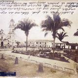 PARQUE 21 DE MAYO circa 1905