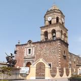 Parroquia de Compostela. Abril/2015 - Compostela, Nayarit