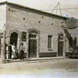 CAFE TOLTECA Circa 1930-1950 - Ciudad Acuña, Coahuila