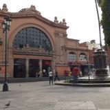 Fuente y Mercado Morelos. Abril/2015
