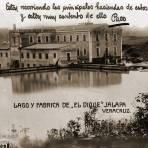 Lago y Fábrica de El Dique