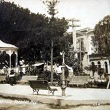 PLAZUELA MACHADO  circa 1900-1920