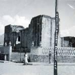 RUINAS DELTEMPLO PRECIOSA SANGRE Circa 1930-1950