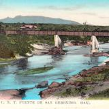 Puente de San Gerónimo del Ferrocarril Nacional de Tehuantepec