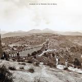 Acueducto de los Remedios Edo de Mexico circa 1920-1950