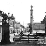 Avenida Allende y Atrio