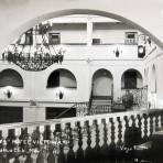 Hotel Victoria de Chihuahua  circa 1930-1950
