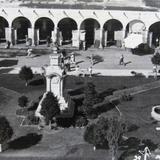 PLAZA HIDALGO Circa 1930-1950