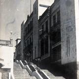 ESCALINATA DE EL PALACIO Circa 1930-1950