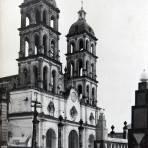 IGLESIA la CATEDRAL circa 1930-1950