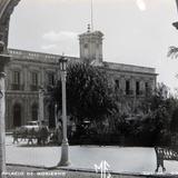 VISTA AL PALACIO DE EL GOBIERNO Circa 1930-1950