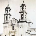 Iglesia del Refugio en Lagos de Moreno Jalisco circa 1930-1950