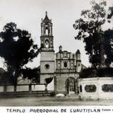 TEMPLO PARROQUIAL Circa 1930-1950