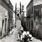CALLE DE TEPETATES  1930-1950