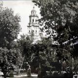 JARDIN DE LOS MARTIRES Circa 1930-1950