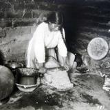 Tipos mexicanos MOLENDERA Circa 1930-1950
