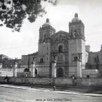 Iglesia de Santo Domingo Oaxaca Circa 1930-1950