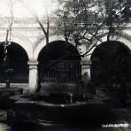 PATIO DE CHURUBUSCO Circa 1930-1950