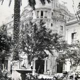 HOTEL ANCIRA  Circa 1930-1950
