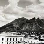 PANORAMA Y CERRO DE LA SILLA  Circa 1930-1950