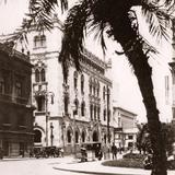 Palacio Postal y Calle de Tacuba
