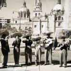 LOS MARIACHIS Circa 1930-1950