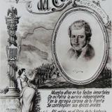 TARJETA CONMEMORATIVA DEL CENTENARIO - SEPTIEMBRE DE 1910