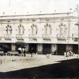 Edificio en el centro histórico de Durango (Circa 1940)