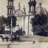 Iglesia de Guadalupe Circa 1906