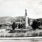 MONUMENTO A LA DIANA CAZADORA CIRCA 1930-1950
