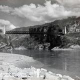 RIO Y PUENTE Circa 1930-1950