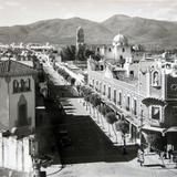 AVENIDA MAXIMINO AVILA CAMACHO Circa 1930-1950