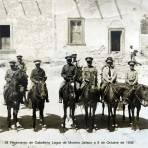 34 Regimiento de Caballeria Lagos de Moreno Jalisco a 8 de Octubre de 1938