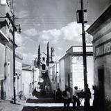 CALLE DE TEPETATES Circa 1930-1950