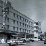 HOTEL SAN ALBERTO Circa 1930-1950