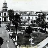PLAZA DE LOS HEROES Circa 1930-1950