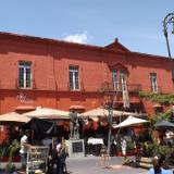Arquitectura en el centro histórico. Septiembre/2015