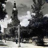 JARDIN DE LA CONSTITUCION circa 1930-1950