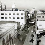 PANORAMA Y CALLE ALTAMIRA hacia 1930-1950