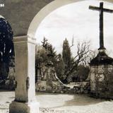LA CRUZ E IGLESIA circa 1930-1950