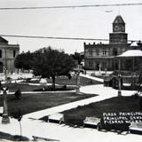 PLAZA PRINCIPAL Circa 1930-1950